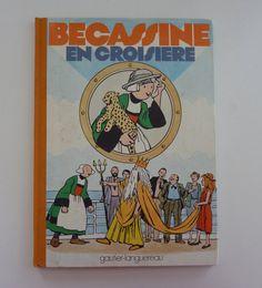 Electronics, Cars, Fashion, Collectibles, Coupons and Vintage Comic Books, Vintage Comics, Gautier, Female Protagonist, Bd Comics, Album, Comic Strips, French Vintage, Book Design