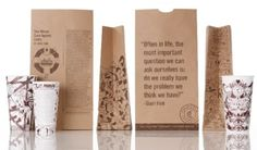 Packaging by Chipotle now feature essays and poems by comedians and writers!