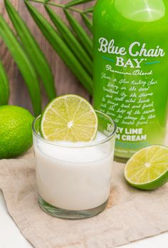 Keep calm and drink on!  Key Lime Rum Cream on ice. Lime garnish optional 😉 Have you tried our Rum Creams yet? #bluechairbay #keylimerumcream #BCBHappyHour Party Drinks, Fun Drinks, Alcoholic Drinks, Beverages, Easy Cocktails, Cocktail Recipes, Key Lime Rum Cream, Rum Recipes, Bay Rum