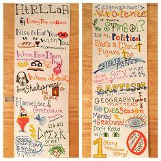 How to Read Literature Like a Professor bookmark! Ap Literature, Teaching Literature, American Literature, Education English, Teaching English, English Teachers, Ap English, English Lessons, Reading Resources