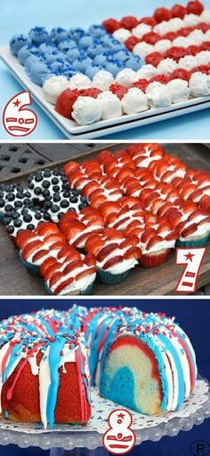 Cute idea for the Fourth of July
