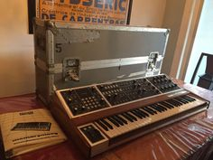 MATRIXSYNTH: Moog Memorymoog Plus Synthesizer SN 2720