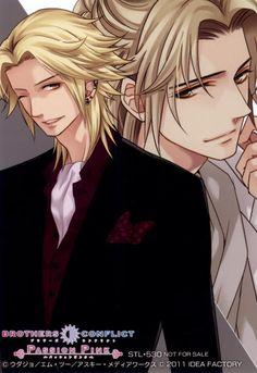 Brothers Conflict Kaname Anime Love, Anime Guys, Manga Anime, Hot Anime, Brothers Conflict, Devian Art, Boy Character, Maid Sama, Romance