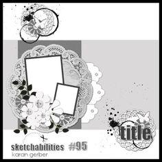 sketchabilities: Sketch #95 Design Team Reveal & Boys Rule Sponsor