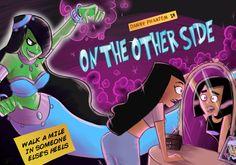On The Other Side by PhandomMom.deviantart.com on @deviantART