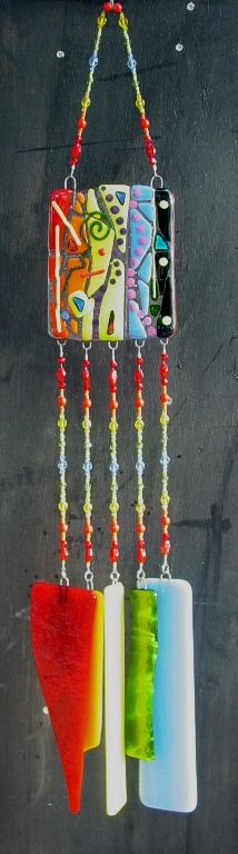 Wind Chimes Find at: ye old wisdom shoppe