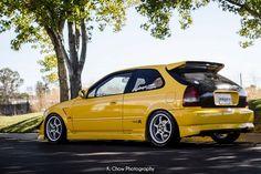 Honda Civic Type-R - CTR - EK9 - via kchow510 (K Chow Photography) on Flickr