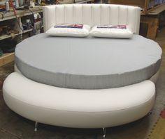 Foam Products > Round Bed Platform Set