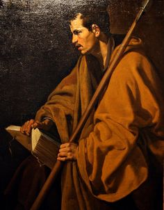Diego Velasquez, L'apôtre Saint Thomas, 1619-1620, Musée des Beaux-Arts, Orléans