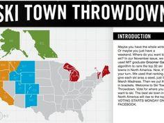 Ski Town Throwdown