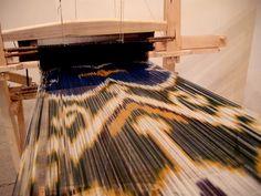 priboy1:  Uzbek traditional textiles and textile...