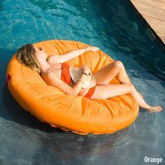 Overton's : Swimline SunSoft Island Lounge - Watersports > Lake & Pool Leisure > Floats & Lounges : Swimming Pool Lounges, Pool Floats, Pool Chairs, Rafts