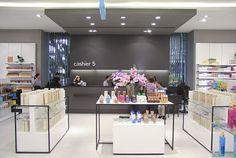 Wellworth department store by Blocher Blocher Partners , Manila – Philippines