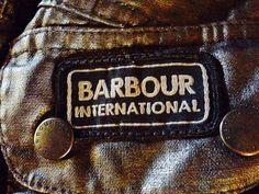 A trusty font on my trusty jacket via @BlueDogClare