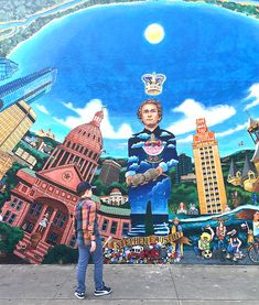 Austin Mural Guide : Your Guide to Austin's Most Colorful Walls - Carrie Colbert Austin Texas Photography, Austin Murals, Murals Street Art, Austin Tx, Wall Colors, Senior Pictures, San Antonio, Wall Murals, Travel Photography