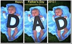 Happy Father's Day 2016 Cute Baby Images for DAD Facebook, FB