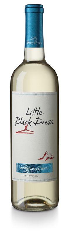divalicious | Little Black Dress Divalicious White