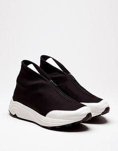 KKTP, SNEAKER: by new shoe designer kim kiroic.