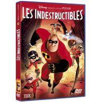 DVD Les indestructibles