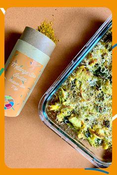 Gratin de pâtes aux poireaux à l'indienne Lasagna, Ethnic Recipes, Food, Al Dente, Melted Cheese, Vegetarische Rezepte, Greedy People, Dish, Essen
