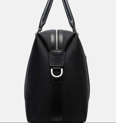 88c3e53c6fd5 Search Results. casual stylish black Waterproof Duffel Bag- side view.  BagPrime · Duffel Bags