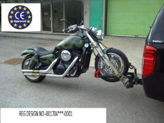 MOTORCYCLE /TRIKE ,TRAILER/DOLLY/ CARRIER,