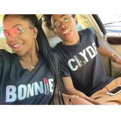 Bonnie and Clyde ride or die, Ken and De'arra Want more cute sexy couples? Follow @amournai
