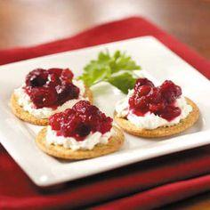 Zippy Cranberry Appetizer