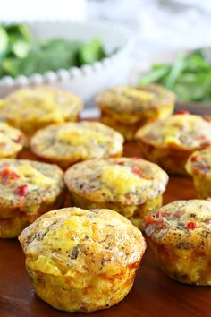 15. Sausage Pizza Egg Muffins #whole30 #recipes http://greatist.com/eat/whole30-recipes-for-lunch