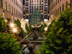 New York, NY - Rockefeller Center