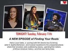Catch the Slave Trade episode of Finding Your Roots tonite on PBS! Henry Louis G. Finding Your Roots, Finding Yourself, Wtf Fun Facts, Funny Facts, Slavery History, African American History, Film Director, American Actors, Family Trees