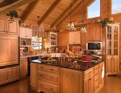 small log cabin interiors log homes interior designs interior log cabin homes interior inspiration house design ideas modern kitchen log log homes interior small log cabin interior images Cabin Interior Design, Interior Design Kitchen, Kitchen Decor, Wooden Kitchen, Kitchen Modern, Kitchen Ideas, Interior Colors, Design Bedroom, Interior Walls