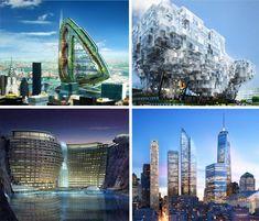 architectural buildings   Future Architectural Designs