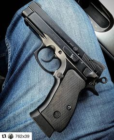 #Repost @762x39 with @repostapp ・・・ The forgotten CZ 40 P .40S&W AKA Frankengun. This 40 P has a sad history with COLT. @czusafirearms #cz #czusa #czechrepublic #czech #cz40p #40sw #40cal #gun #guns #pistol #firearm #selfdefense #everydaycarry #igmilitia #pewpewlife #weaponsdaily #gunsdaily #gunporn #edc #ccw #texas #dallas #American #America #2a #gunchannels #usa #colt