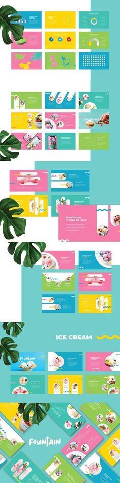 CupCake - PowerPoint Template