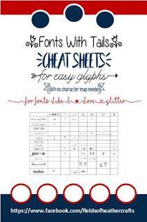 Samantha Font Cheat Sheet : samantha, cheat, sheet, Using, Samantha, Cricut, Design, Space, Tutorials,, Fonts,, Silhouette, Fonts