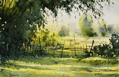 Campo #watercolor jd