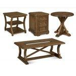 ART Furniture - Copper Ridge Trestle Occasional Table Set - CART-177300-ROOM  SPECIAL PRICE: $763.00