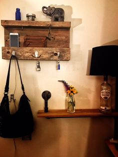coat rack wall mounted with mail storage and by see more entryway wall organizer by on etsy