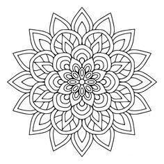 Цветочный дизайн фона Бесплатные векторы