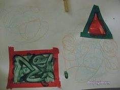 Love That Max: Special Needs Blog : 8 art ideas for kids with special needs from an art therapist - staying within a border