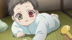 Psychic Detective Yakumo - baby Yakumo