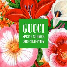"""""""I feel very close to the concept of intermixing beautiful things, between high and low culture"""" Alessandro Michele. Presenting the Gucci Spring Summer 2019 . Gucci Fashion, Couture Fashion, Runway Fashion, Spring Fashion, High Fashion, Fashion Show, Fashion Design, Womens Fashion, Gucci Brand"""