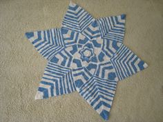 Ravelry: Project Gallery for Shining Star pattern by Kj Hay