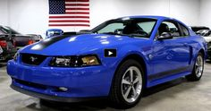 2004 MUSTANG MACH 1 | THE LAST ONE OF ITS KIND!