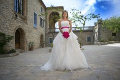 Daalarna Wedding Dress, Anett, 2013, Mallorca