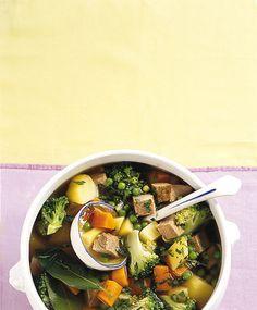 Rinder-Gemüse-Eintopf Rezept - ESSEN & TRINKEN