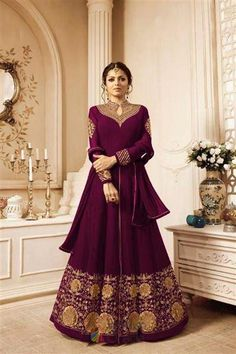 546e95db77 Delicately embroidered work Bollywood Abaya style drape is perfect for your  stylish Wardrobe Changeover. The