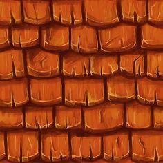 Tileable Roof texture by bhaskar655.deviantart.com on @deviantART