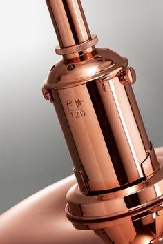 PH 3.5-3 Copper - Louis Poulsen. Celebrating Poul Henningsen's 120th Birthday